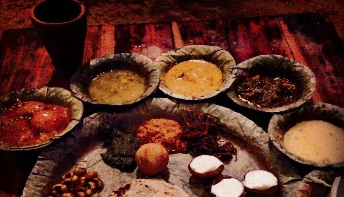 delicious cuisine in jaisalmer