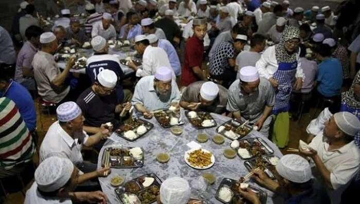Ramadan Festival In Kazakhstan