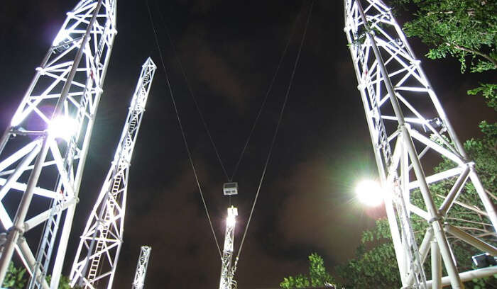 Reverse Bungy