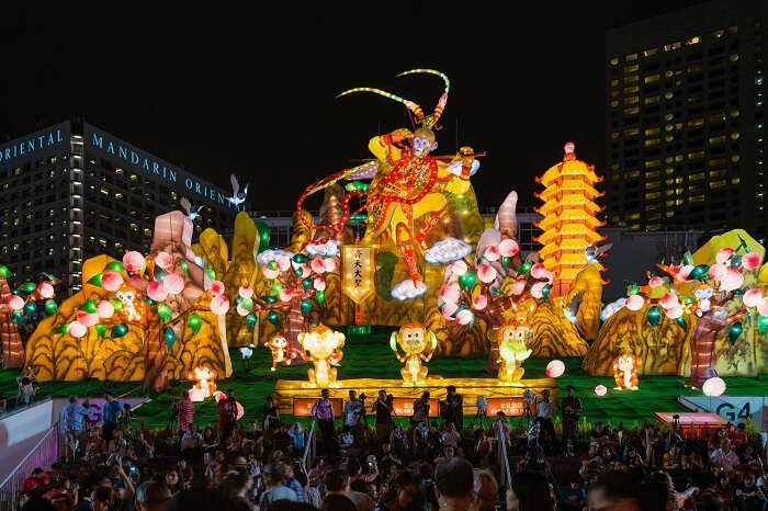 River Hong Bao Carnival
