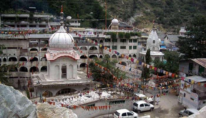 Temple In Manikaran