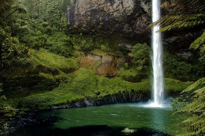 Iit's among the biggest waterfalls in India