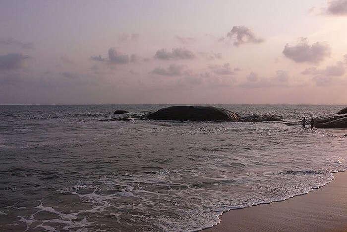 beach in Mangalore