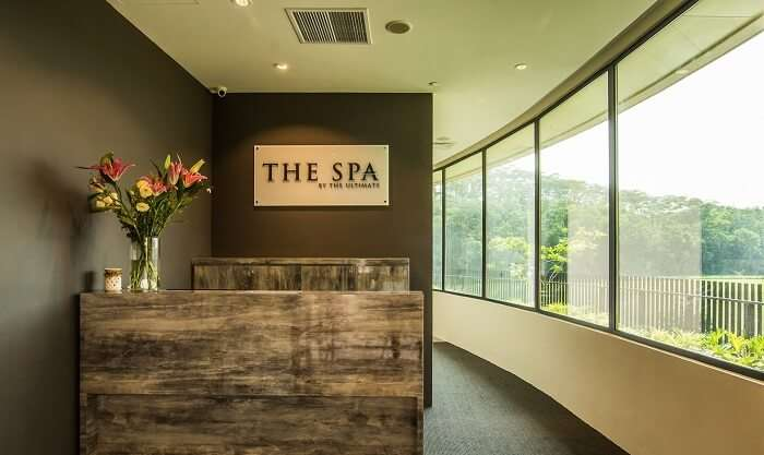 Spa By The Ultimate