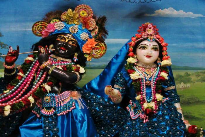 Sri Sri Radha Madhava Mandir
