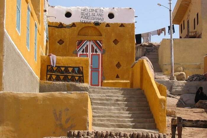 Get A Taste Of The Nubian Way Of Life