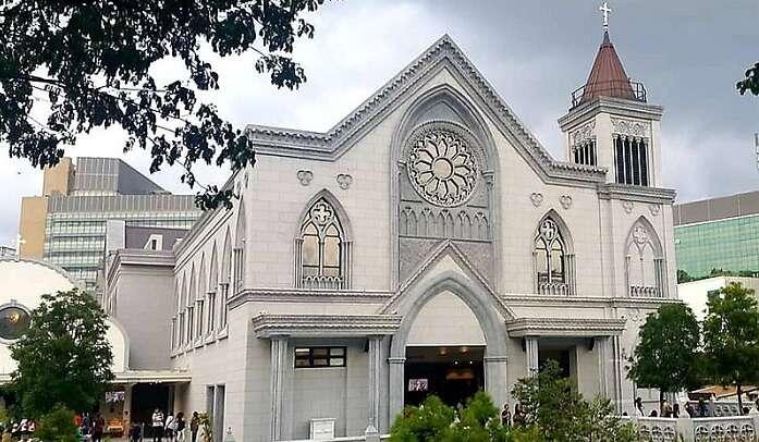 Visit The Church Of Saint Adolphus