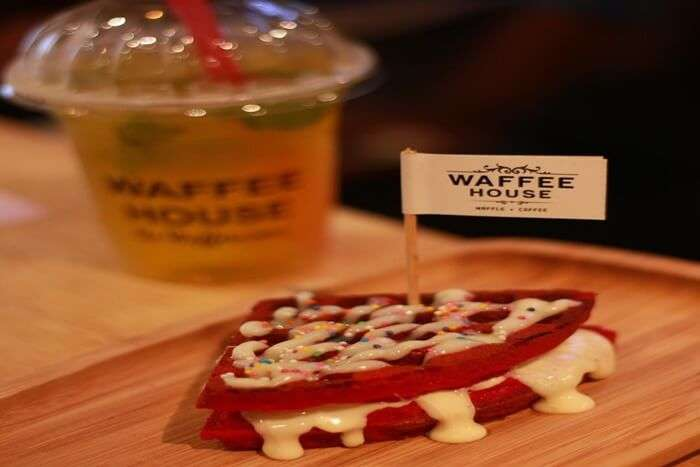 Waffee House