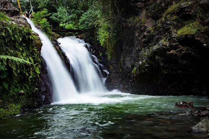 Wainibau Falls