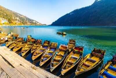 Water Sports in Uttarakhand