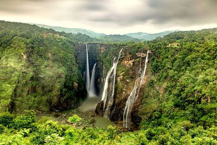 Waterfalls in Mangalore