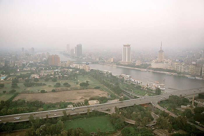 Weather In Cairo In October