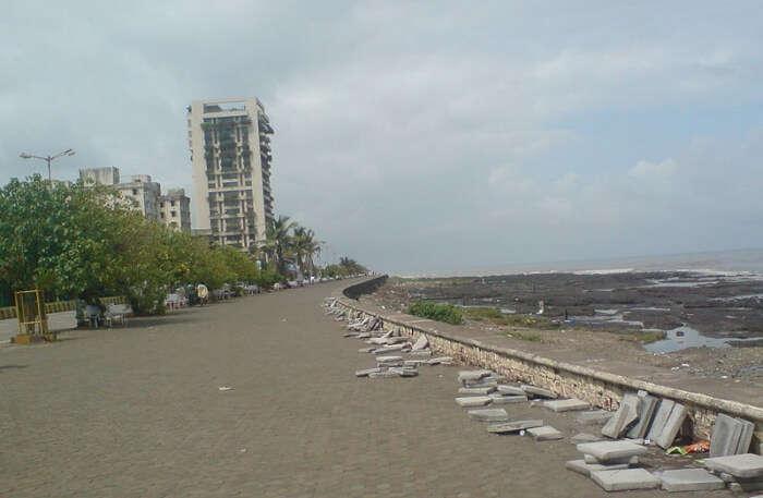 Worli Seaface In Mumbai