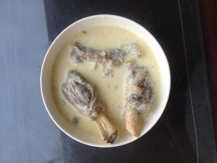mutton dish kashmiri