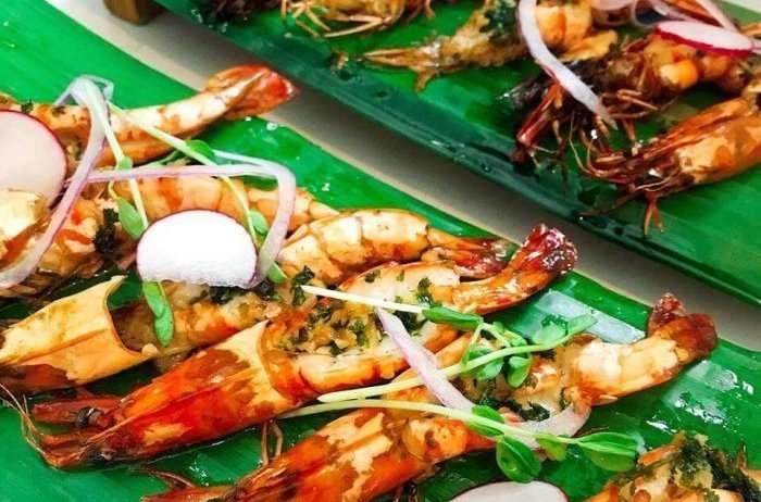 delicious lobsters