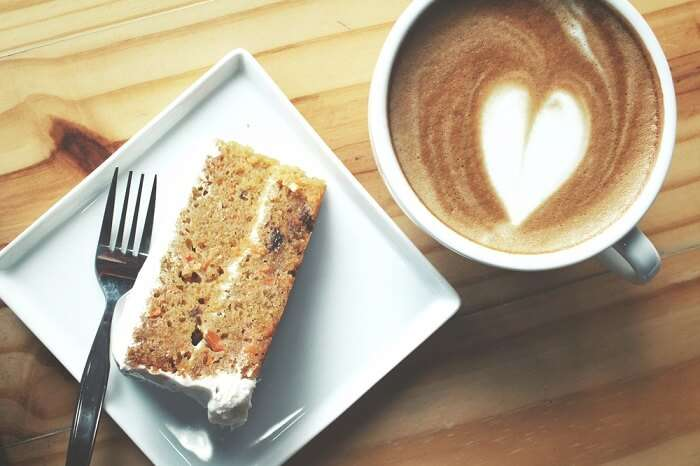 carrot cake coffee