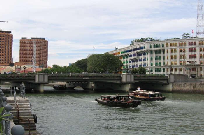 coleman bridge 2