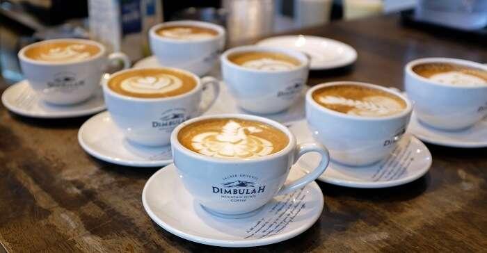 Australian Dimbulah coffee