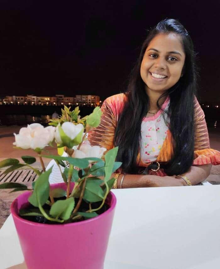 dinner date along the medina