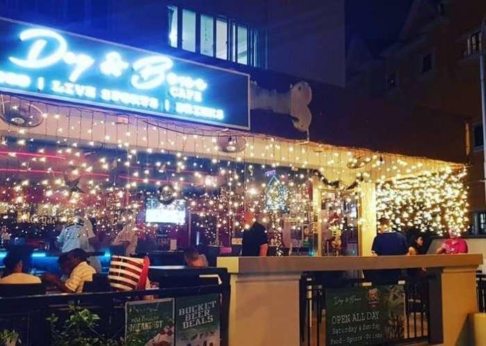 Dog and bone cafe and bar