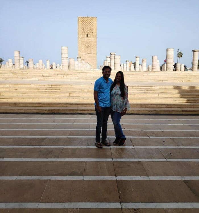 hassan's mausoleum