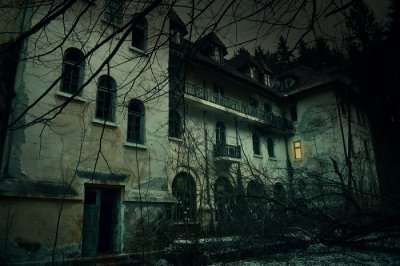 house that is haunted