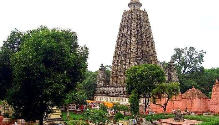 history of mahabodhi temple