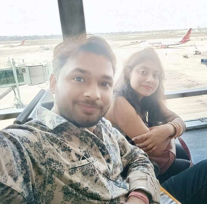 at kolkata airpot