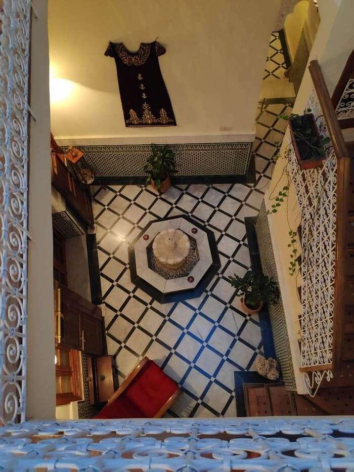 our stay in Rabat - Dar el Kabira