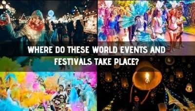 world events and festivals cover