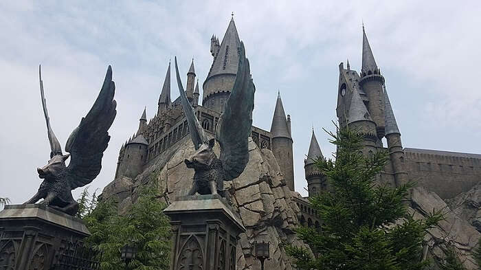 harry potter universal studios japan
