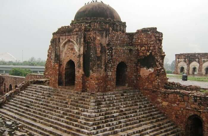 About Feroz Shah Kotla Fort