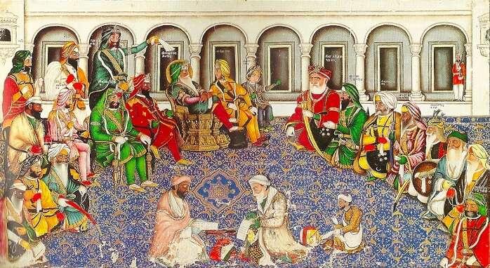About Maharaja Ranjit Singh