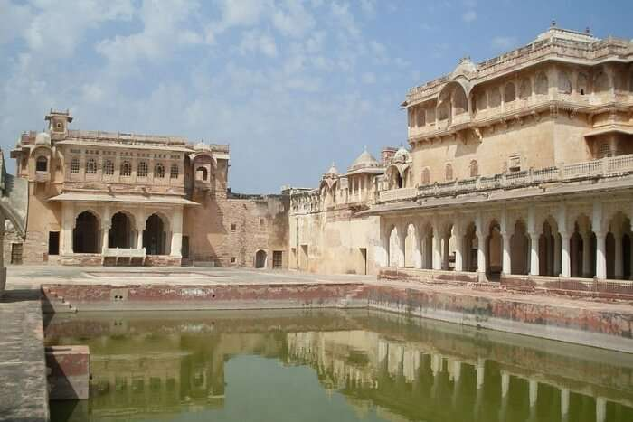 About Nagaur Fort