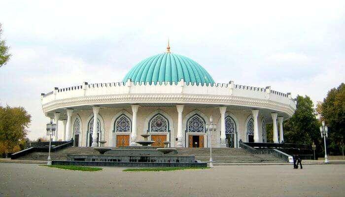 Amir_Timur_Museum