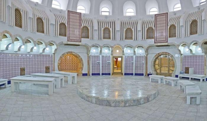 Arasan Baths