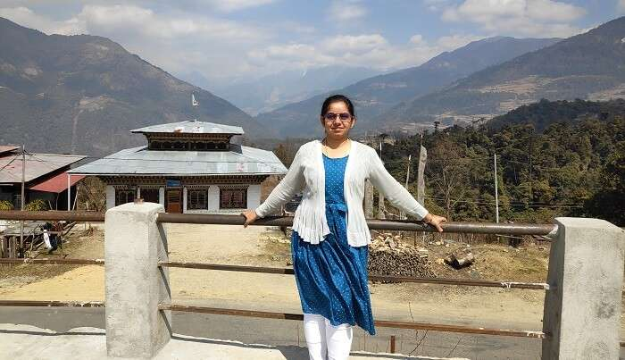 At a restau on top of a hill on the way to Phobjikha (1)
