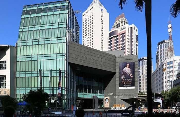 Ayala Museum In Manila