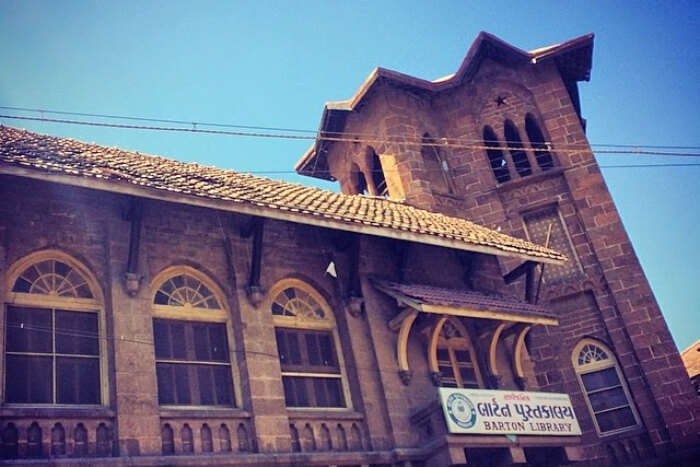 Barton Library And Museum In Bhavnagar