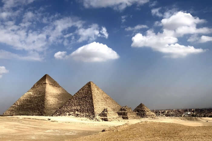 Best Time To Visit Giza