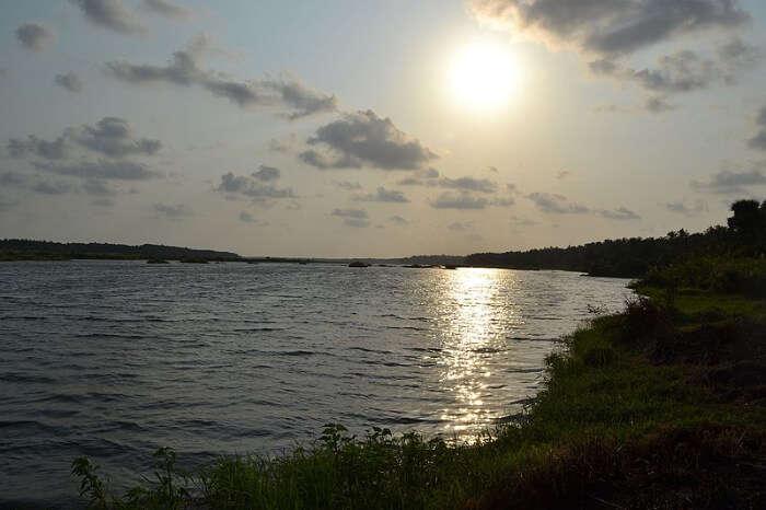 Bharathapuzha rive