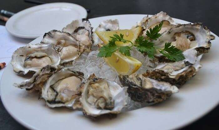Oysters Festival new zealand
