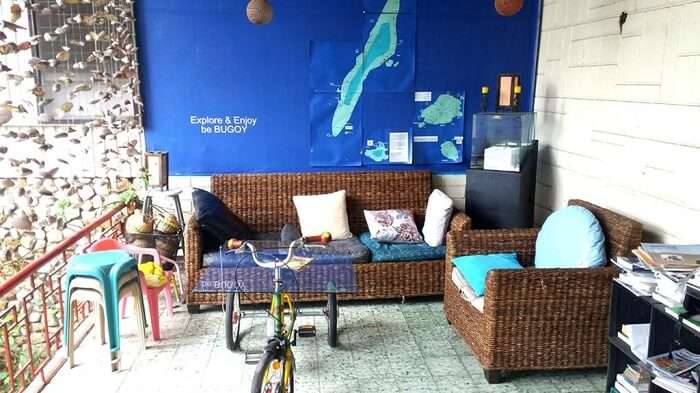 Bugoy Bikers Bed & Breakfast