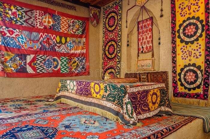 Bukhara Carpets