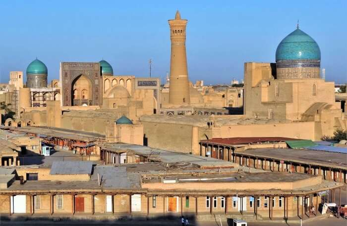 Bukhara City View