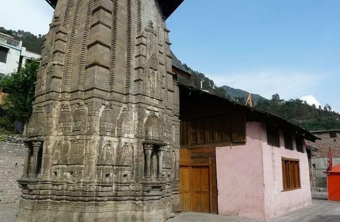 Champavati Temple History