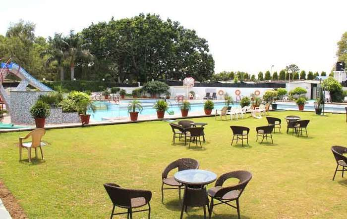 Chandigarh Club View