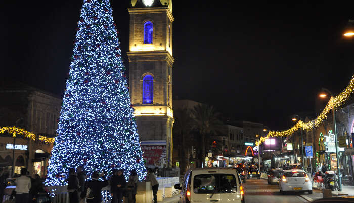 Christmas - Celebrate In The City Of Jaffa