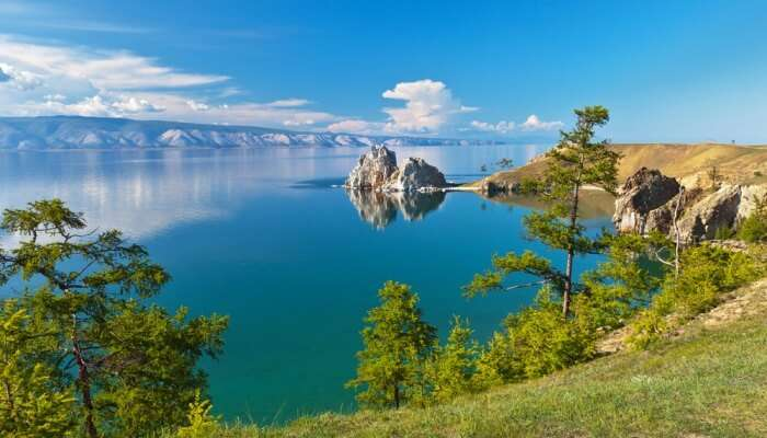 Awesome Lake Baikal