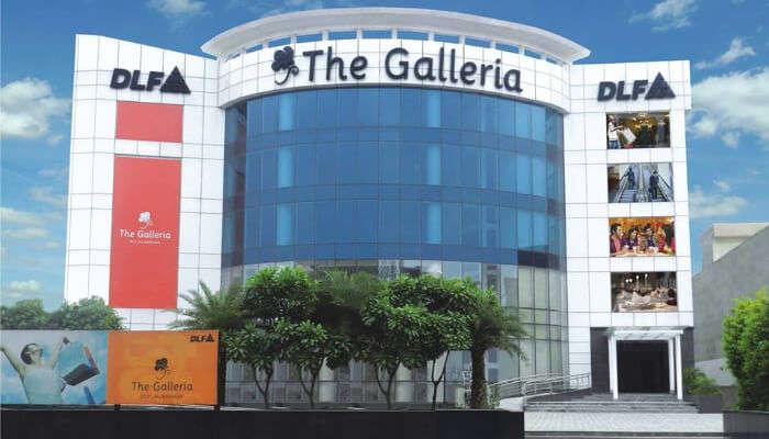 DLF Galleria Mall
